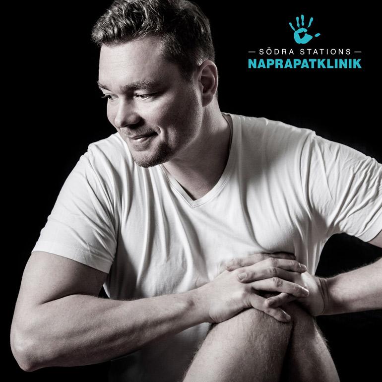 Naprapat Stockholm - Daniel Lagerborn - Södra Stations Naprapatklinik