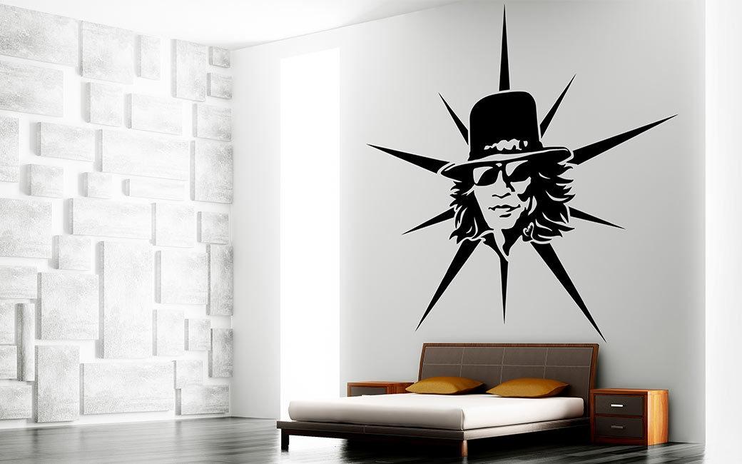 Sixto Rodriguez fan produkter väggdekor - MONROE DESIGN