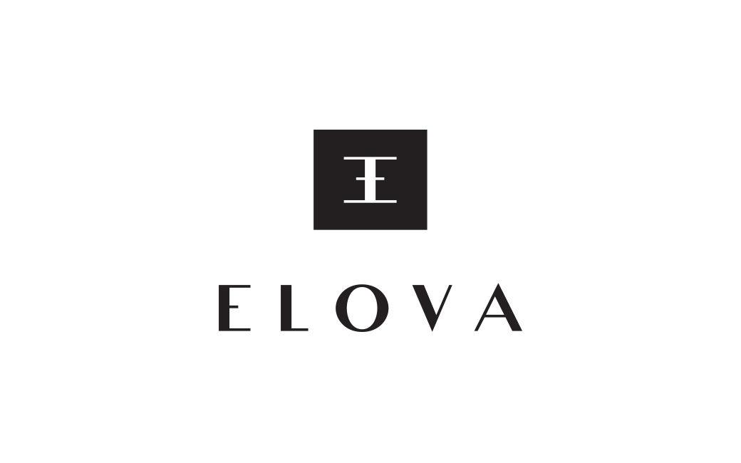 Elova silversmycken logotyp - MONROE DESIGN AB i Stockholm