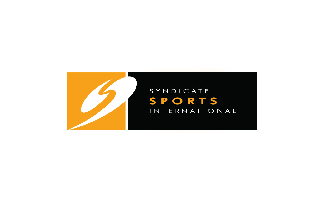 Sportlogotyp åt Syndicate Sports International - MONROE DESIGN AB