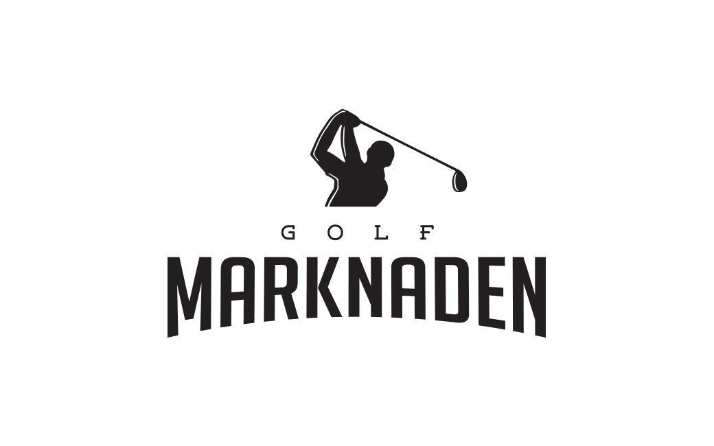 Golfmarknaden logo design • Stockholm • MONROE DESIGN AB